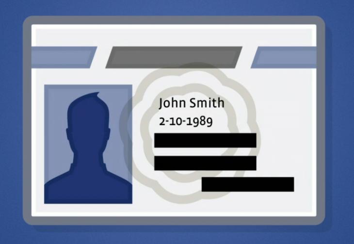 É assim que você deve mandar seu RG para o Facebook.