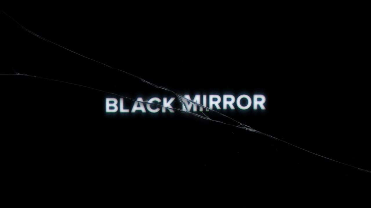 Abertura de Black Mirror.