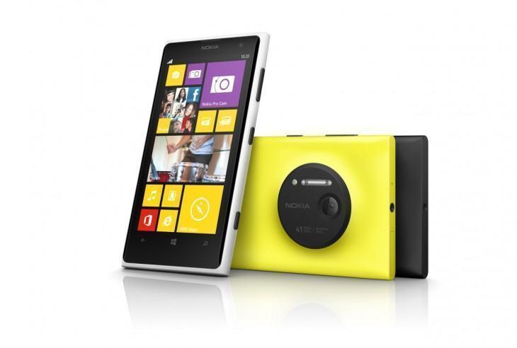 O Lumia 1020 e sua câmera de 41 mega pixels custa R$ 2.399.