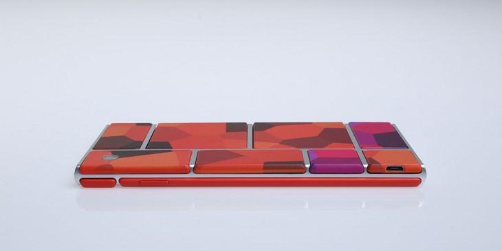 Este é o possível visual dos smartphones do Project Ara.