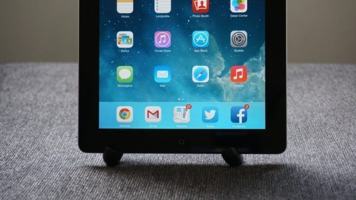 A tela é o ponto fraco do iPad 2.