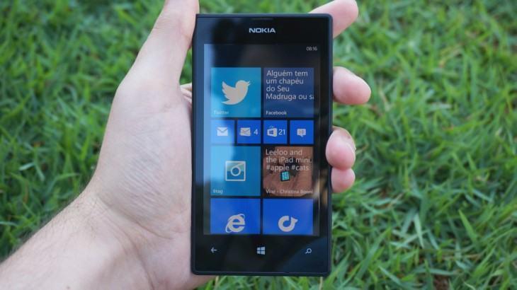 Lumia 520,da Nokia.