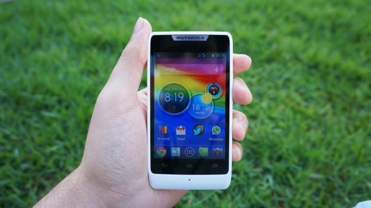 RAZR D1, da Motorola.