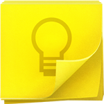 App para Android: Google Keep.