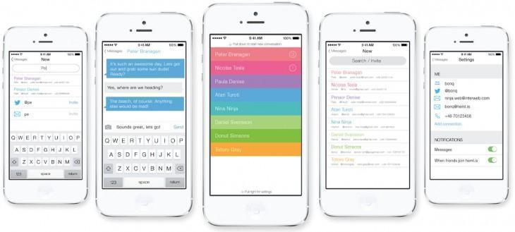 Hemlis, o app de mensagens focado em privacidade.