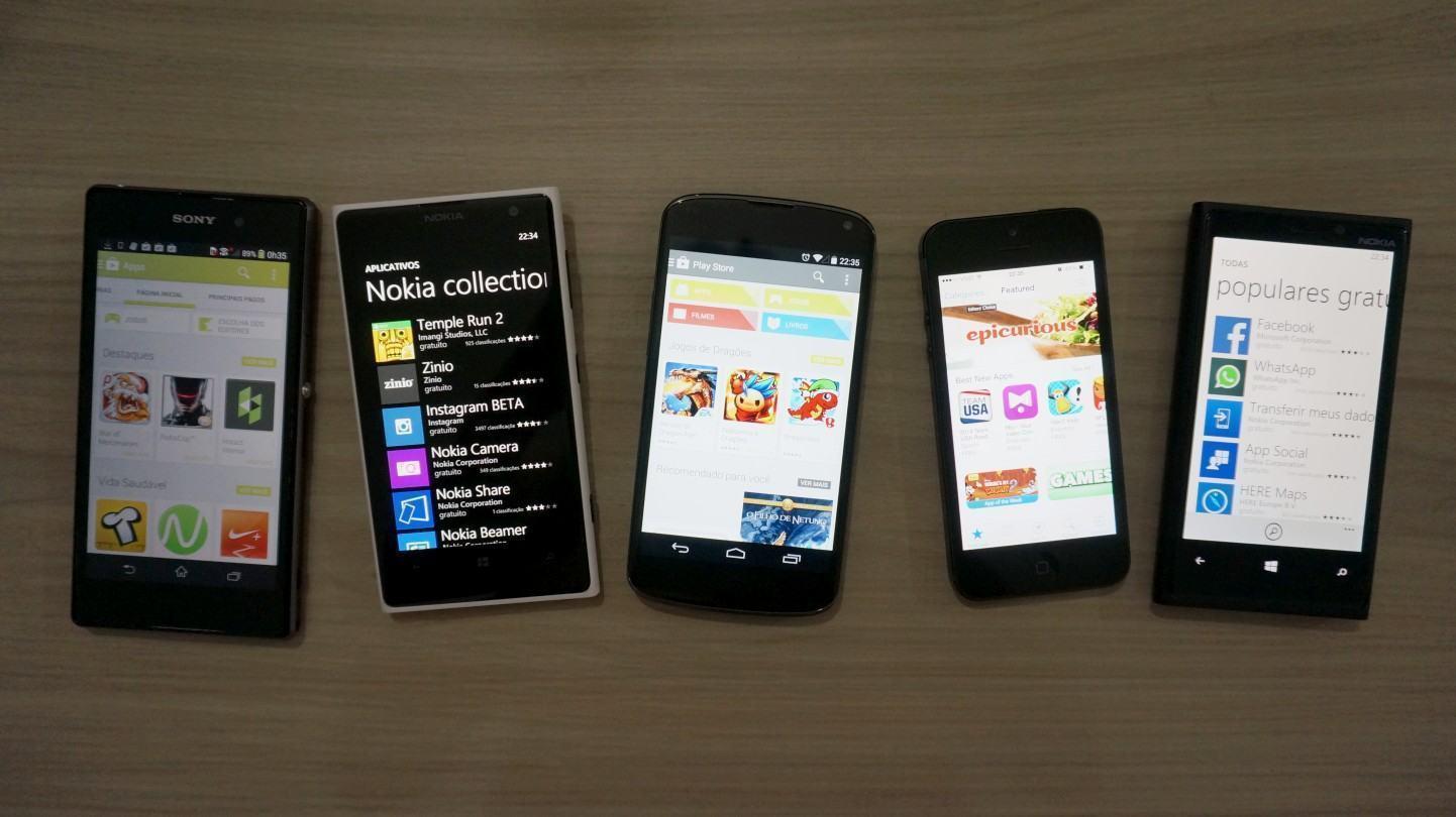 Os melhores apps para Android, iOS e Windows Phone (janeiro/2014)