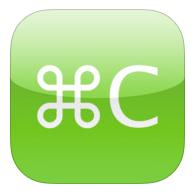 Command-C.