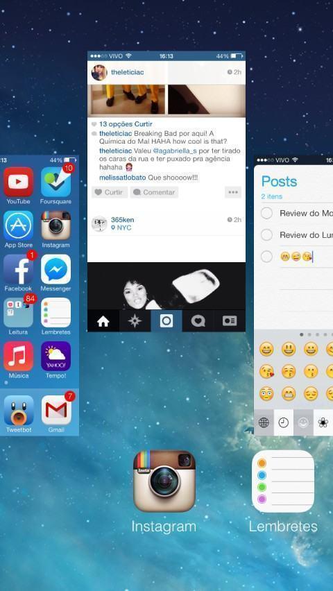 O mito dos apps em segundo plano.