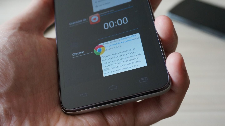 Solução elegante para os botões padrões do Android.