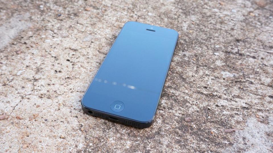 Em 2014, irei de iPhone 5.