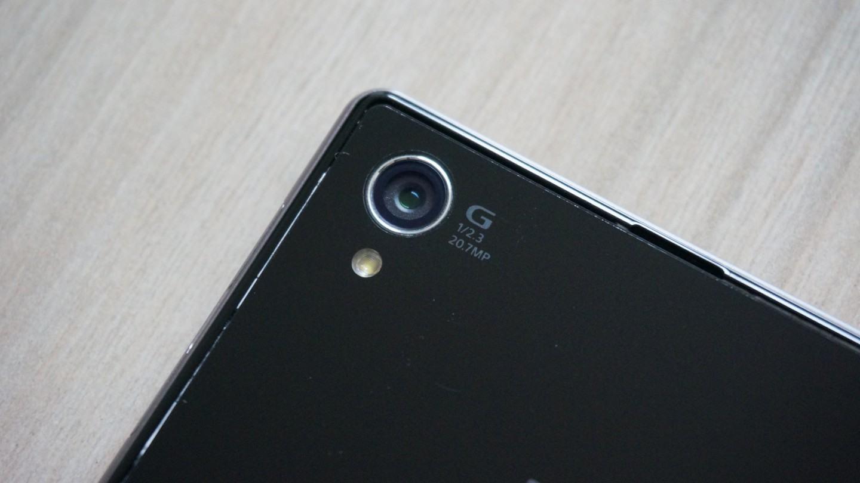 Câmera do Z1 entrega menos do que promete.