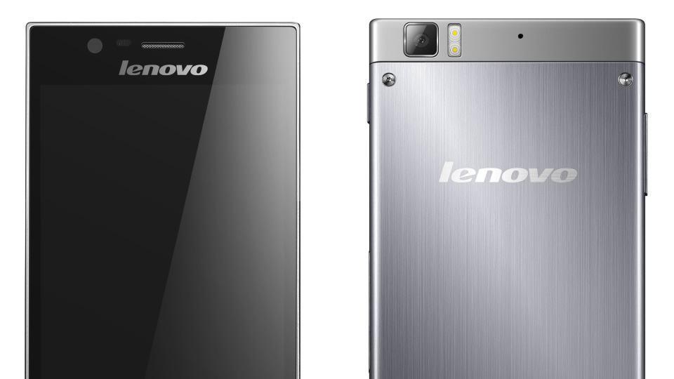 K900, o smartphone topo de linha da Lenovo.