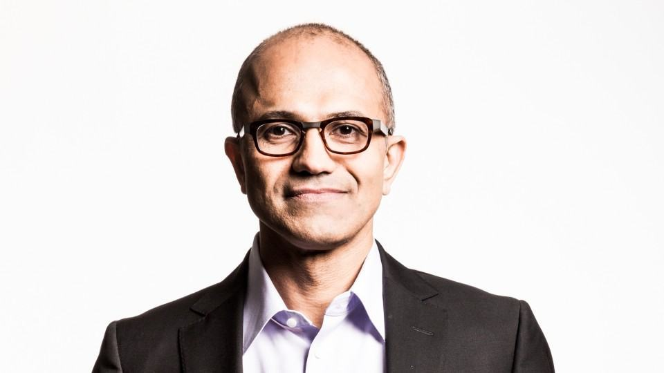 Satya Nadella, o novo CEO da Microsoft.