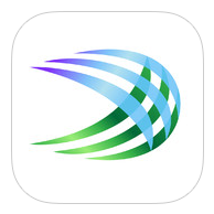 Ícone do SwiftKey Note.