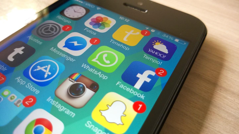 WhatsApp agora é do Facebook.