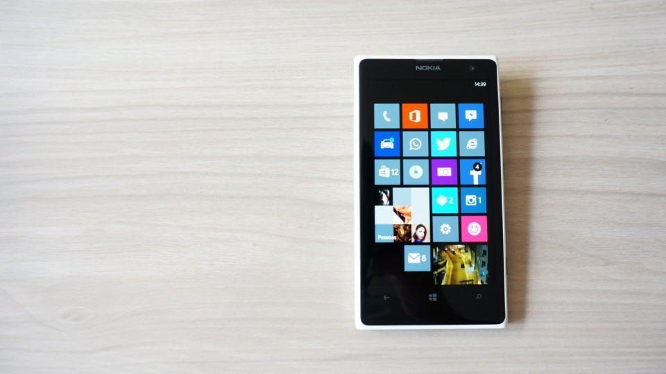 O Windows Phone é um ponto fraco no Lumia 1020.