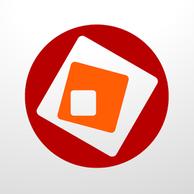 Adobe Revel, ícone.