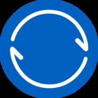 BitTorrent Sync, ícone.