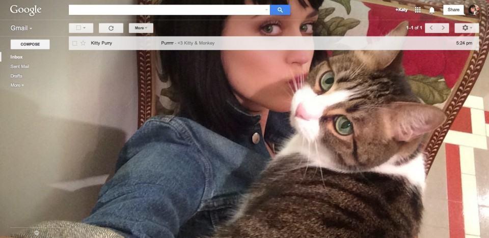 Shelfie, a nova moda do Gmail.