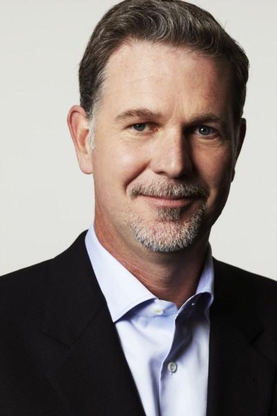 Reed Hastings, CEO da Netflix.