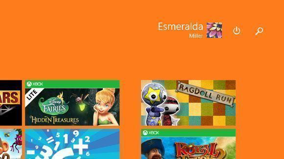 Desligar e pesquisar facilitados no Windows 8.1 Update.
