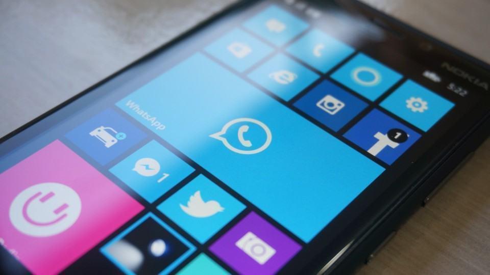 Se você tem o WhatsApp no Windows Phone, não apague!