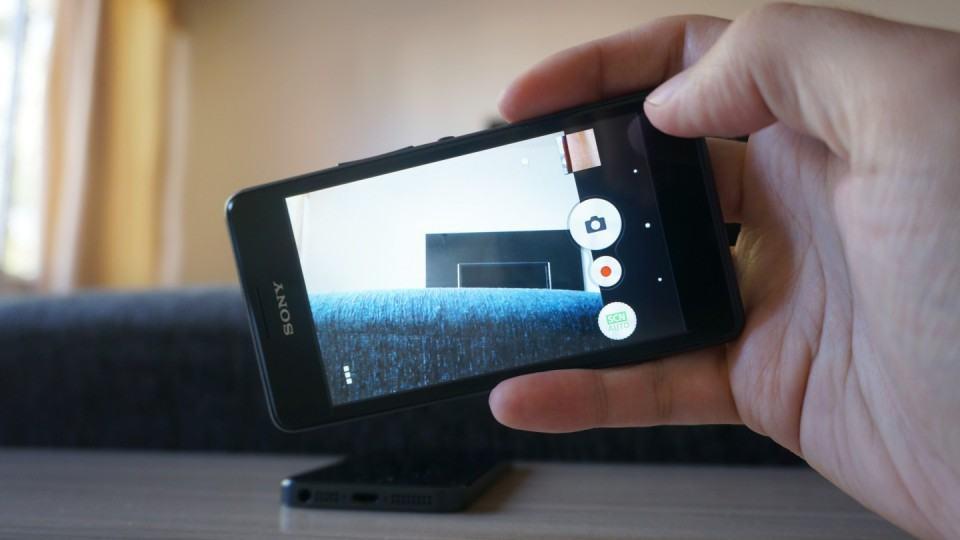 A câmera do Xperia E1 é a mesma do Xperia E.