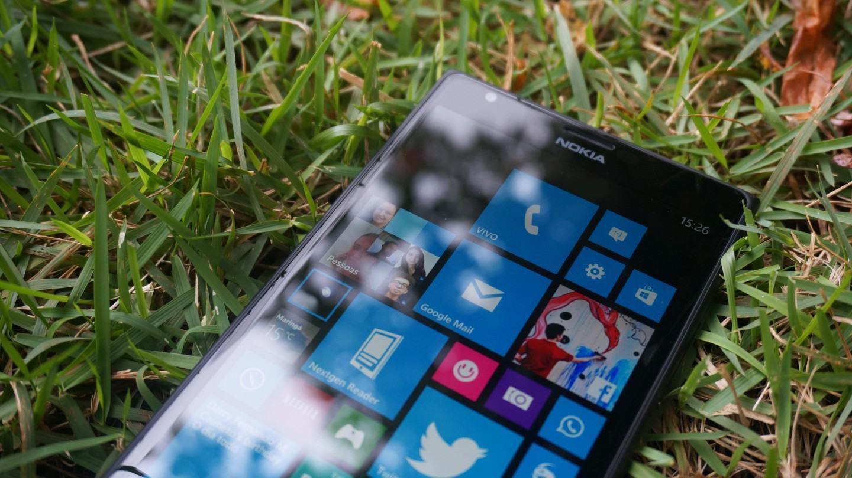 Review do Lumia 1520.