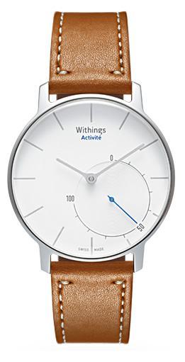 Activité, um relógio inteligente -- e bonito.