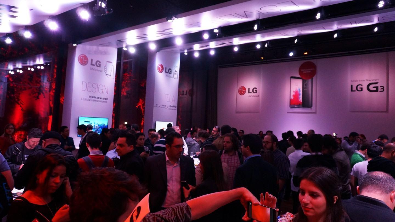 Tela, câmera e estilo são os pontos fortes do G3, smartphone topo de linha da LG agora no Brasil