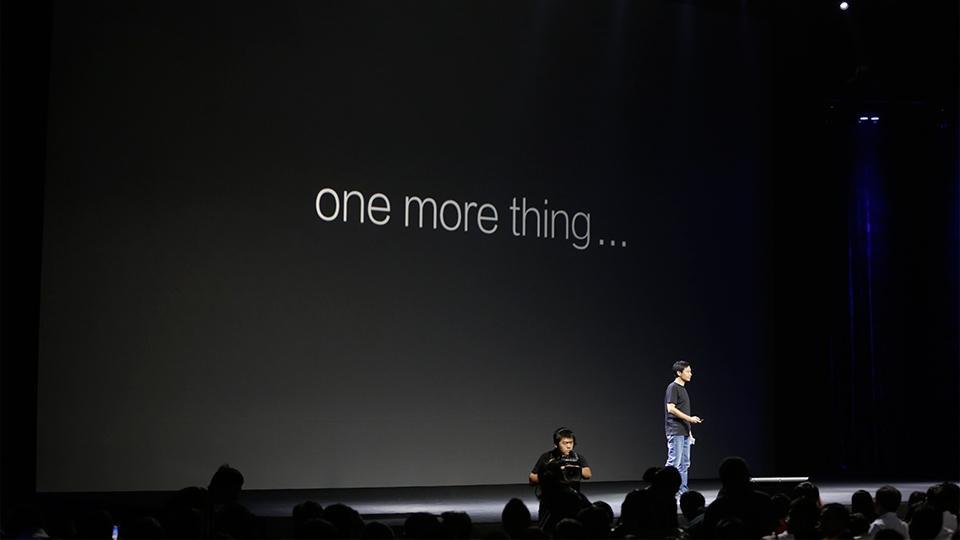 Apresentação do Mi 4 teve 'one more thing'.