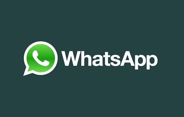 Logo do WhatsApp.