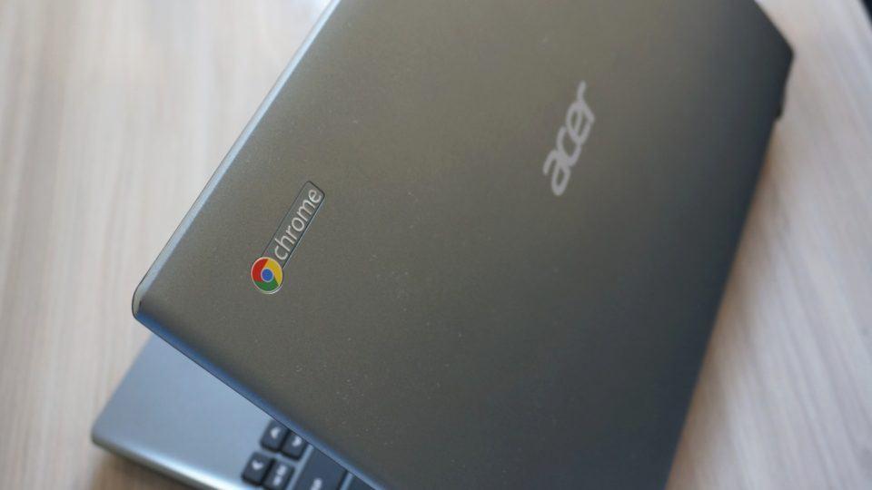 Primeiras impressões do Acer C710.