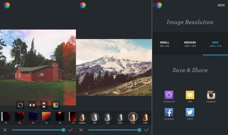 Screenshots do Afterlight.