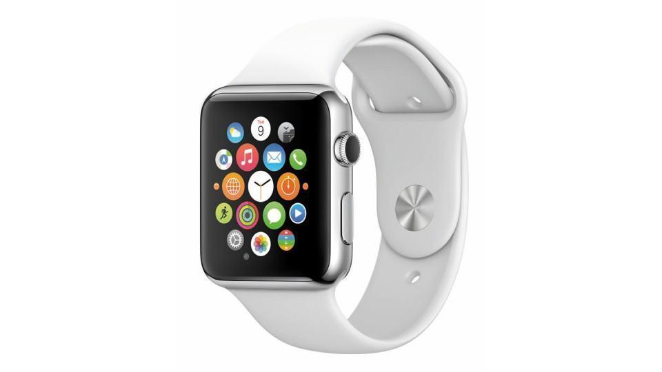 Apple Watch, o relógio inteligente.