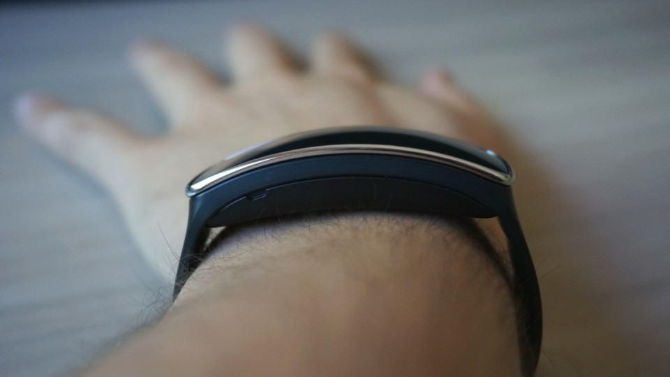 Um gadget bonito da Samsung.