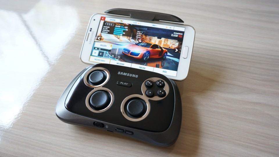 Gamepad da Samsung.