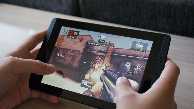 [Review] Tegra Note, o tablet Android para quem joga