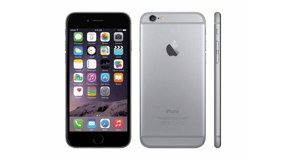 O novo iPhone 6.