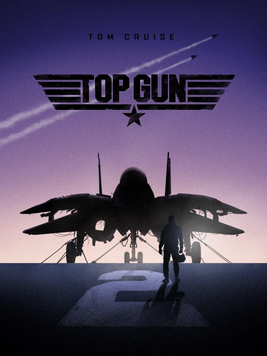 Pôster de Top Gun 2.
