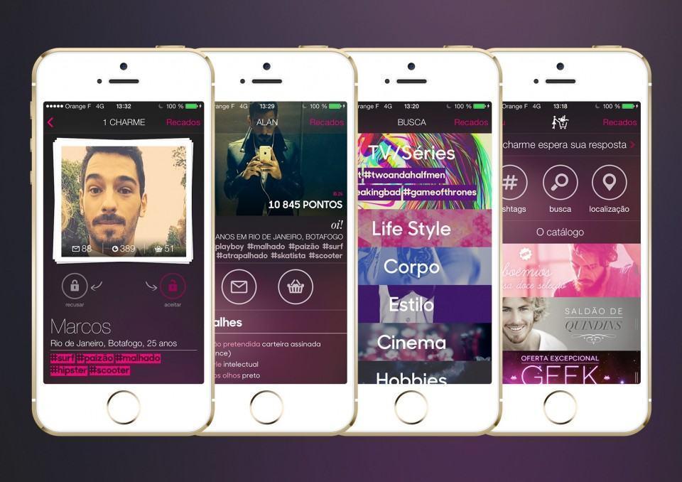 App para iOS do AdoteUmCara.