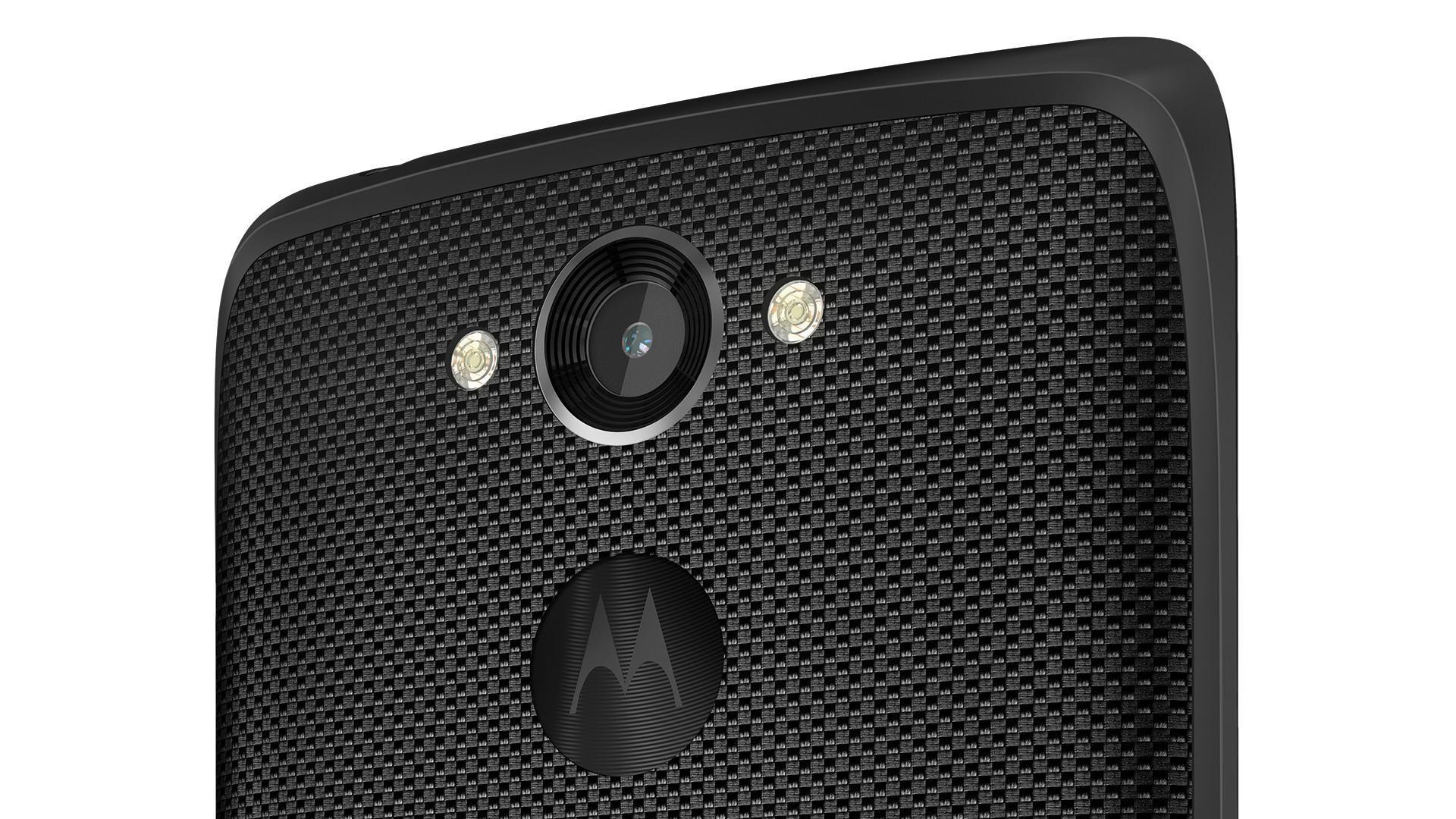 Detalhe no acabamento do Moto Maxx.