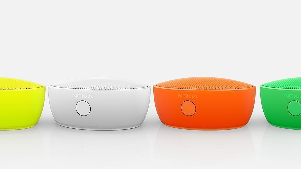 Caixa de som Bluetooth Nokia MD-12.