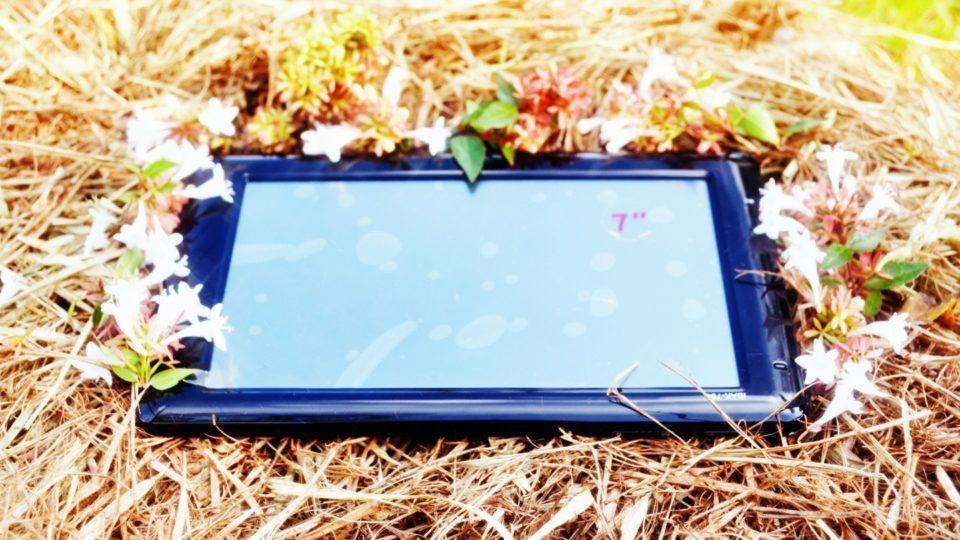 Um tablet bem barato -- e ruim.