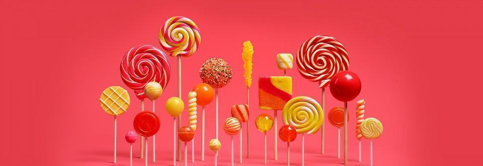 Lollipop, ou Pirulito, é o codinome do Android 5.0.