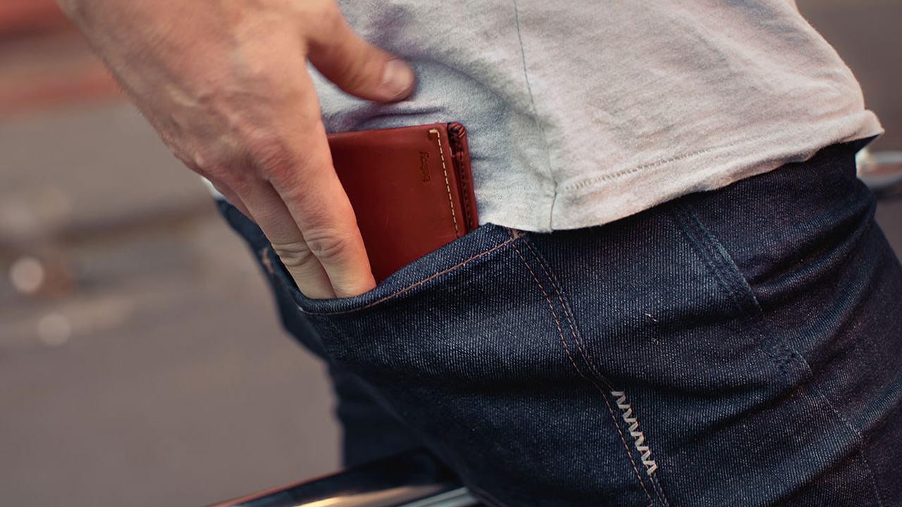 a8da6f05a 6 carteiras slim para homens que carregam pouca coisa