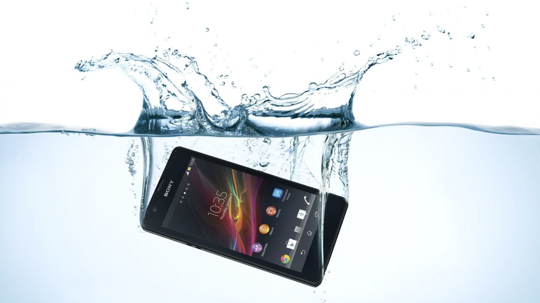 Smartphones à prova d'água, o legado de 2014