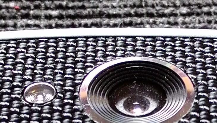 Detalhe de um Moto Maxx. Foto feita com o Zenfone 6.