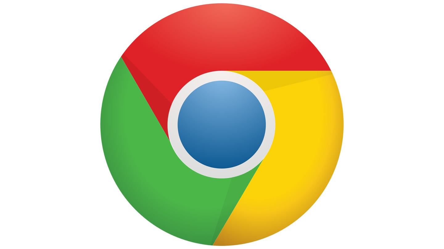Logo do Chrome.