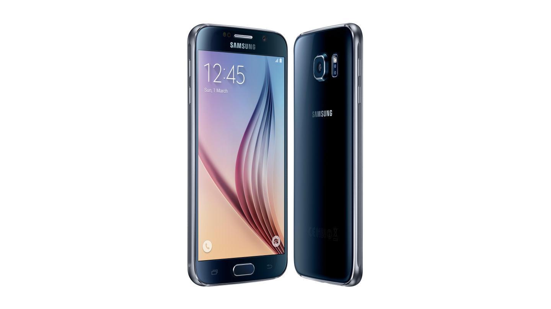 Foto de divulgação do Galaxy S6.